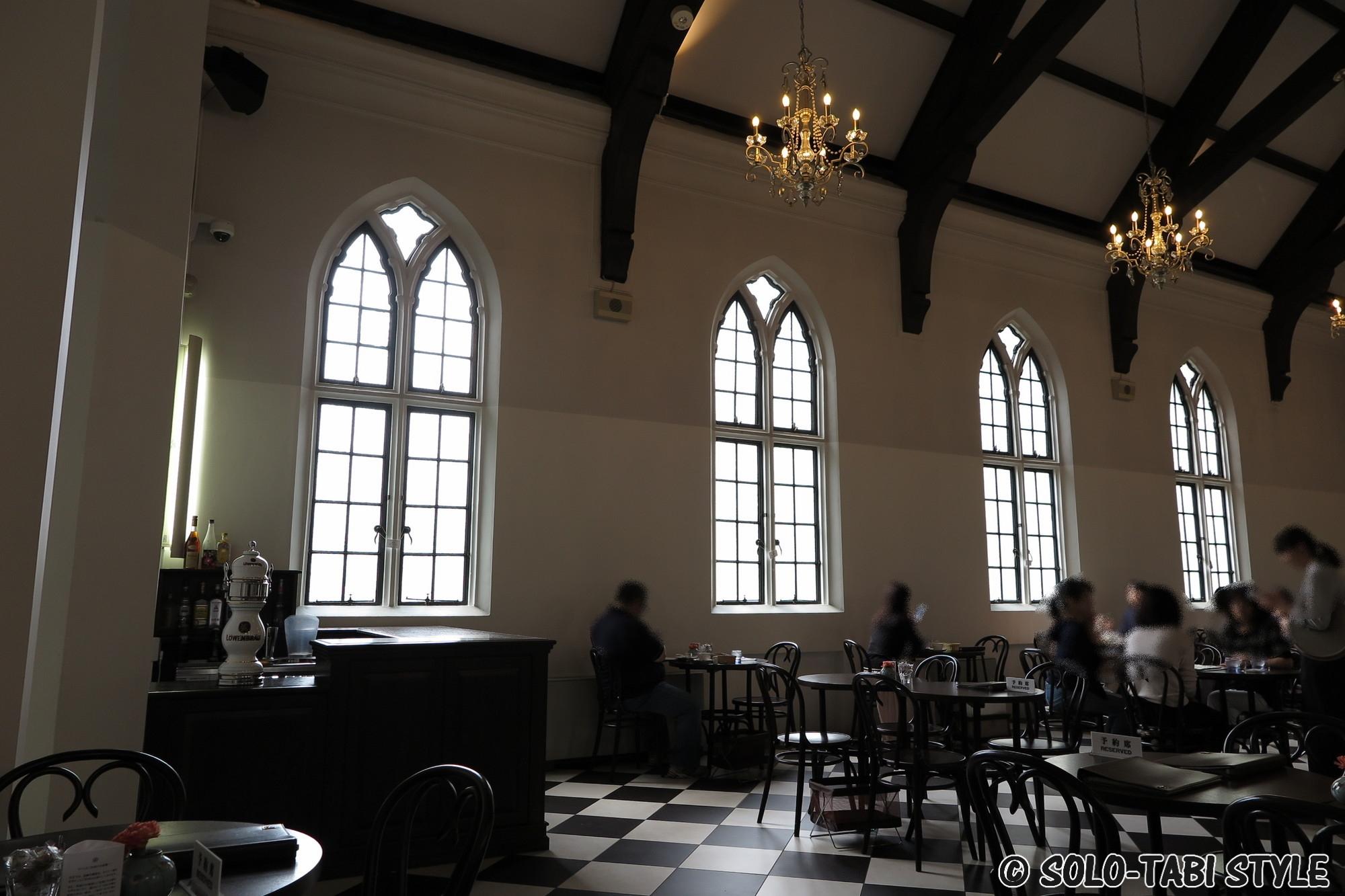 【神戸フォトジェニック】教会好きにもたまらないカフェ・フロインドリーブ本店 焼き菓子もお土産にGOOD♪【口コミ】